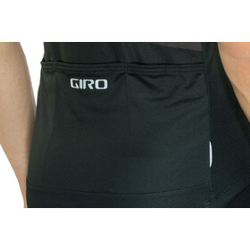 Giro Chrono Sport Jersey Herre black/charcoal heather